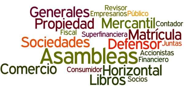 Resumen con las noticias de Derecho Comercial y Jurídicas más importantes de 2011