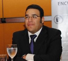 Alejandro Vera Sandoval, vicepresidente Anif