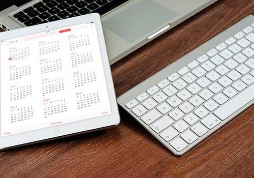 Para imprimir y navegar interactivamente: estos son nuestros calendarios tributarios 2019