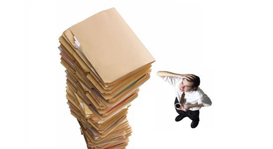 ¿Por cuánto tiempo el Empleador debe guardar documentos de ex-trabajadores?