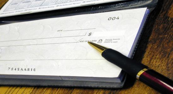 Si el cheque es alterado y pagado, las pruebas del delito las debe aportar el ahorrador afectado