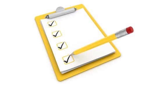 Lista de chequeo para una correcta declaración de renta de personas naturales por el año gravable 2013