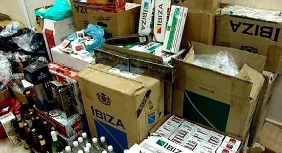 Cacería furiosa a nivel nacional contra el contrabando