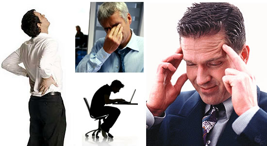 Estas son las enfermedades laborales más comunes