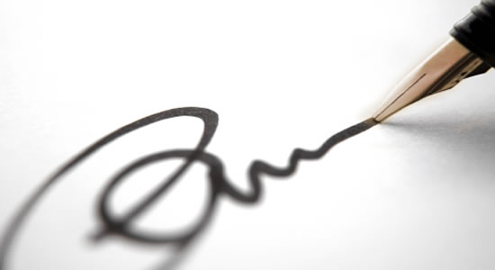 Prohibición al uso de letras de cambio como medio de pago del canon en contrato de arriendo