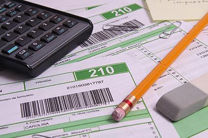 DIAN puso en servicio los formularios 210, 230 y 240 para DR 2013 de Personas Naturales