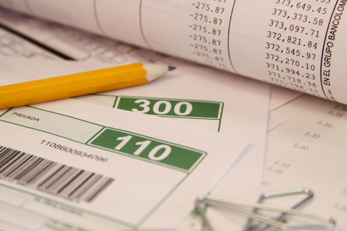 Anticipos de IVA: Cómo descontarlos en formulario 300