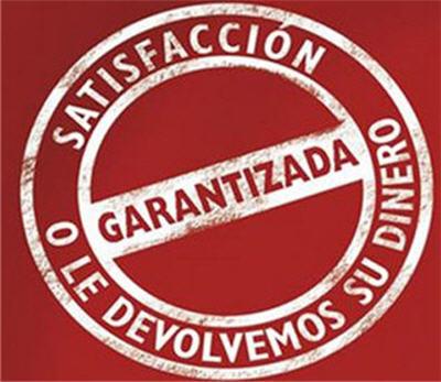 Tres clases de garantías sobre los bienes y servicios