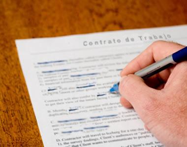 Copia del contrato de trabajo: se debe entregar al trabajador, es una obligación no un favor