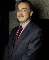 Alfredo Lewin, integrante de la Comisión de Expertos que viene analizando la Reforma Tributaria.
