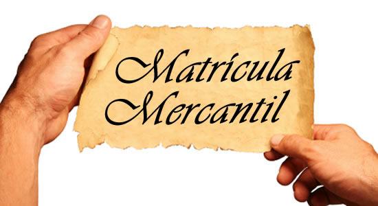 Matrícula mercantil: renovación, sanciones y pago virtual