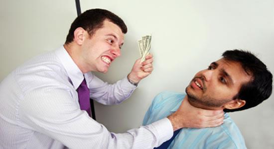 Mucho cuidado con los préstamos gota a gota, recuerde que los intereses son por las nubes