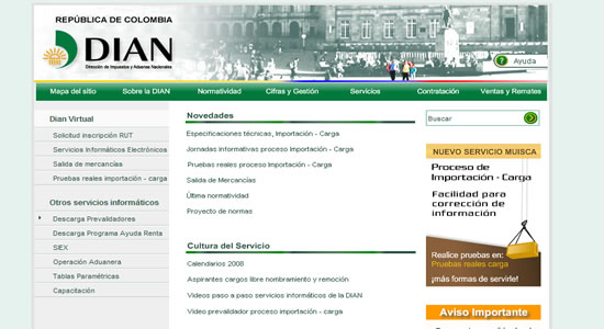 Graves problemas para contribuyentes que declararon con formularios impresos a través del portal de la DIAN