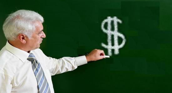 Descuento en el salario por aportes al fondo de solidaridad pensional