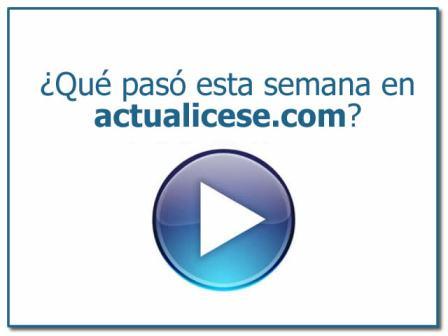 Resumen Semanal / Del 10 al 14 de diciembre de 2012