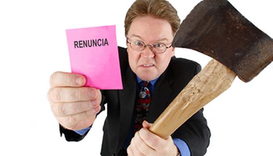 Preaviso para renunciar por parte del trabajador: no es obligatorio, pero sí ético