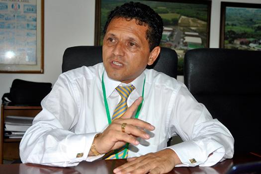 Rodrigo Vallejo Sánchez, presidente de la Federación de Colegios de Contadores Públicos de Colombia.