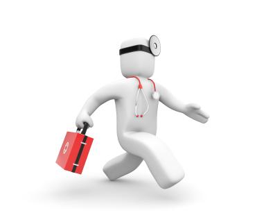 Gastos médicos e incapacidad por accidente de tránsito
