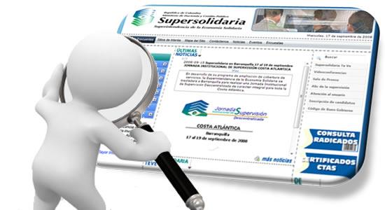 Supersolidaria expedirá virtual y gratuitamente Certificados de Existencia y Representación Legal para CTA