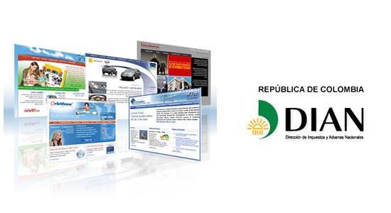 Oficios de la DIAN ya no se publicarán en periódicos sino en el portal de internet de dicha entidad