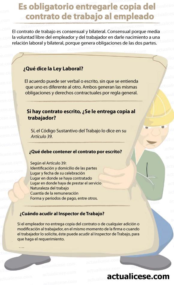 Lorena Ramos Contrato Laboral