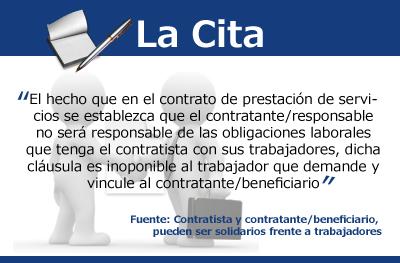Contratista y contratante beneficiario pueden ser - Que es un contratista ...